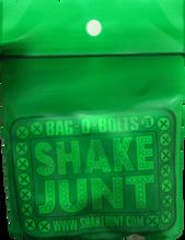 """Shake Junt - Bag - O - Bolts Blk / Grn / Yel 7 / 8"""" Phillips 1set"""