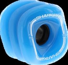 Shark Wheels - Sidewinder 70mm 78a Blue - (Set of Four) Skateboard Wheels