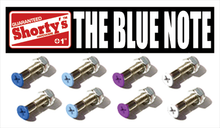 "Shortys - 1"" Color Hardware - Blue Note Single"