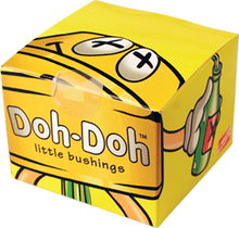 Shortys - (10pr) Doh Doh - Yellow 92a - Skateboard Bushings