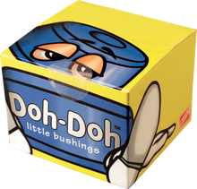 Shortys - (10pr) Doh Doh - Blue 88a - Skateboard Bushings