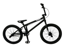 Madd Gear 20-Inch Boost BMX Bike - Black / White