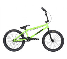 Madd Gear MGP F21 Pro BMX Bike - Green