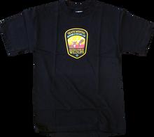 Skate Mental - Mental Wildlife Ss S - Black - Skateboard Tshirt