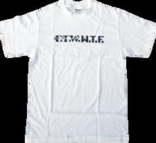 Skate Mental - Mental Ftw Wtf Ss S - White - Skateboard Tshirt