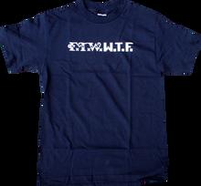 Skate Mental - Mental Ftw Wtf Ss L - Navy - Skateboard Tshirt