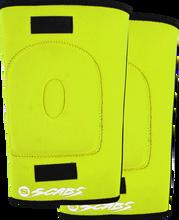 Smith - Horseshoe Knee Gasket S - Yellow - Skateboard Pads