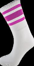 Socco - Crew Wht nk Socks(6 - 9)1pair