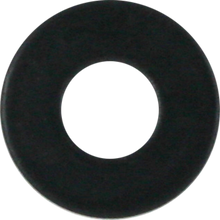 Standard - Flat Washer Black (10 Sae)