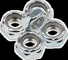 Standard - Kingpin Nut Silver (3 / 8 - 24)
