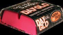 Sticky Bumps - Day - Glo Warm / Tropical Single - Pink - Surfboard Wax