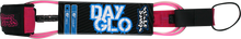 Sticky Bumps - Day - Glo Reg 6' Leash Pink - Surfboard Leash