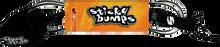 Sticky Bumps - Comp 6' Leash Solid Black - Surfboard Leash
