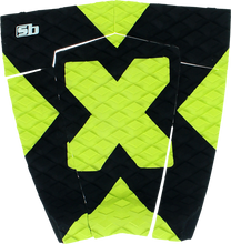 Sticky Bumps - Goodale Traction Green - Surfboard Traction