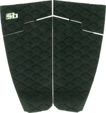 Sticky Bumps - Quizon Traction Blk / Blk - Surfboard Traction