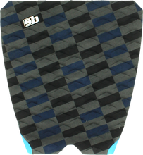 Sticky Bumps - The Og Traction Black / Blue - Surfboard Traction