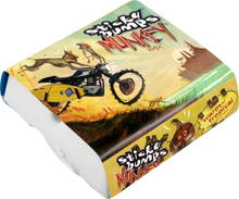 Sticky Bumps - Munkey Wax Warm / Trop Single Bar - Surfboard Wax