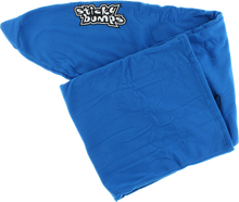"""Sticky Bumps - Fleece Board Sock 6' - 6"""" Blue Thruster - Surfboard Boardbag"""