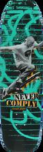 Street Plant - Never Comply Deck - 8.5x32 - Skateboard Deck
