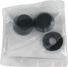 Surf-rodz - Solidz Tall Cone 92a Hard Black Bushings 2pcs - Skateboard Bushings