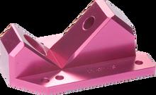 Surf-rodz - Rkp Base Plate 45?????? Pink 1pc Sale - (Pair) Skateboard Trucks