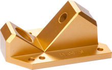 Surf-rodz - Rkp Base Plate 35?????? Gold 1pc Sale - (Pair) Skateboard Trucks