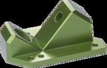 Surf-rodz - Rkp Base Plate 35?????? Green 1pc Sale - (Pair) Skateboard Trucks
