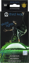 Third Kind - Kind Skate Lights - Skateboard Rails