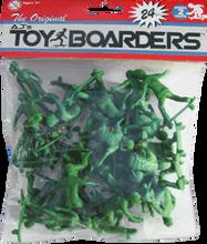 Toy Boarders - Boarders Series Ii 24pc Skate Figures