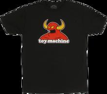 Toy Machine - Monster Ss Xl - Black - Skateboard Tshirt