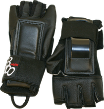 Triple Eight - 8 Hired Hands Gloves Xl - Black - Skateboard Pads