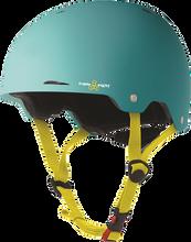 Triple Eight - Gotham Helmet Xs / S - Baja Teal Rubber Cpsc / Astm - Skateboard Helmet