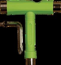 Unit - Skate Tool - Neon Green - Skateboard Tool