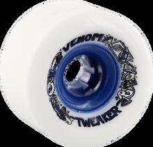 Venom - Tweakers 70mm 82a Wht / Blue - (Set of Four) Skateboard Wheels