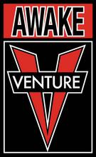 Venture - Awake Med Decal - Skateboard Decal