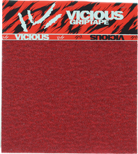 Vicious - Grip Squares Red (4pcs10x11) - Skateboard Grip Tape
