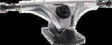 Volta - 180mm Raw / Blk - (Pair) Skateboard Trucks