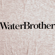 Water Brothers - Brothers Type Ss L Sale - Skateboard Tshirt