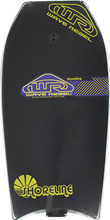 "Wave Rebel - Rebel Shoreline 39"" Blk Bodyboard"