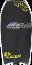 "Wave Rebel - Rebel Shoreline 42"" Blk Bodyboard"