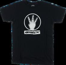 Wreck Wheels - Wreckside Ss M - Blk - Skateboard Tshirt