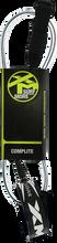 XM - Core Ds Complite Leash 7' Black - Surfboard Leash