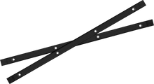 Yocaher - Board Rails Black - Skateboard Rails