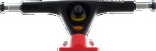 Z Products - - Flex Rkp 180mm 45?????? Blk / Red Truck - (Pair) Skateboard Trucks