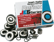 Reflex - Kalis Signature Bearings Abec - 5 - Skateboard Bearings
