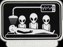 Alien Workshop - Abduction Decal Single
