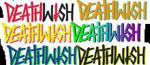 Death Wish - Deathspray Iii Decal Single Ast.colors