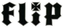 Flip - Metalhead Logo Sml. (single)