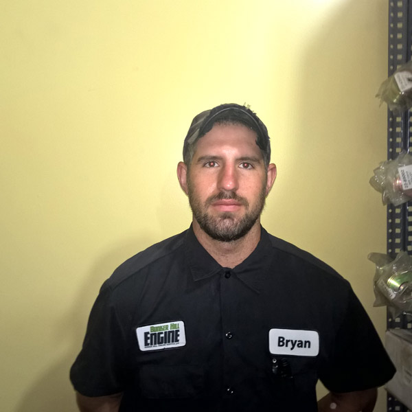 Bryan, Ohio Certified Service Technician at Bunker Hill Engine