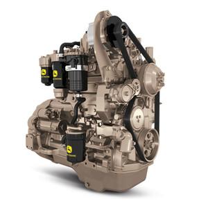 John Deere 4045T EWX 4.5 Liter Diesel Engine